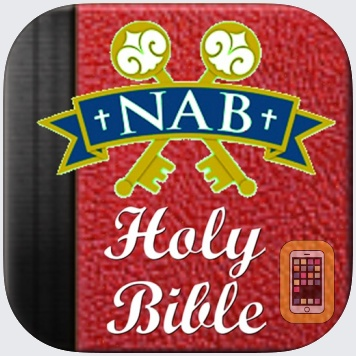 Catholic New American Bible RE by greg fairbrother (Universal)