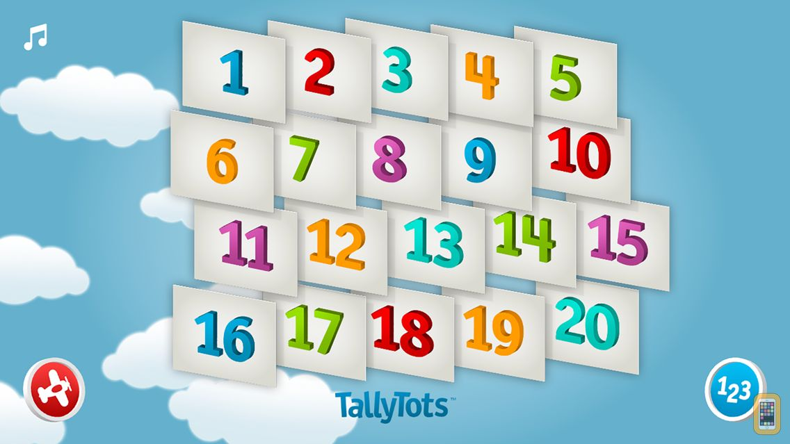 Screenshot - TallyTots Counting