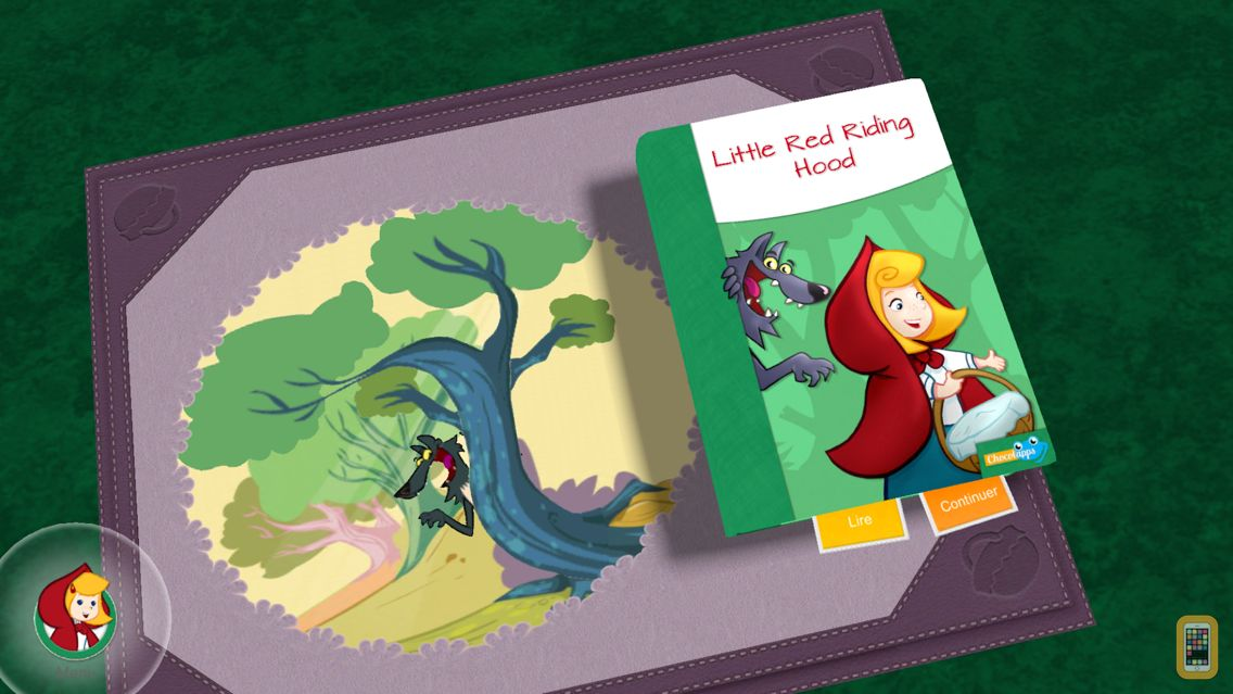 Screenshot - Red Riding Hood by Chocolapps