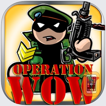 Operation wow HD by Ivanovich Games (iPad)