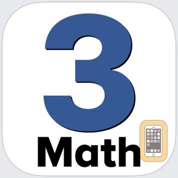 3rd Grade Math Testing Prep by Peekaboo Studios LLC (Universal)