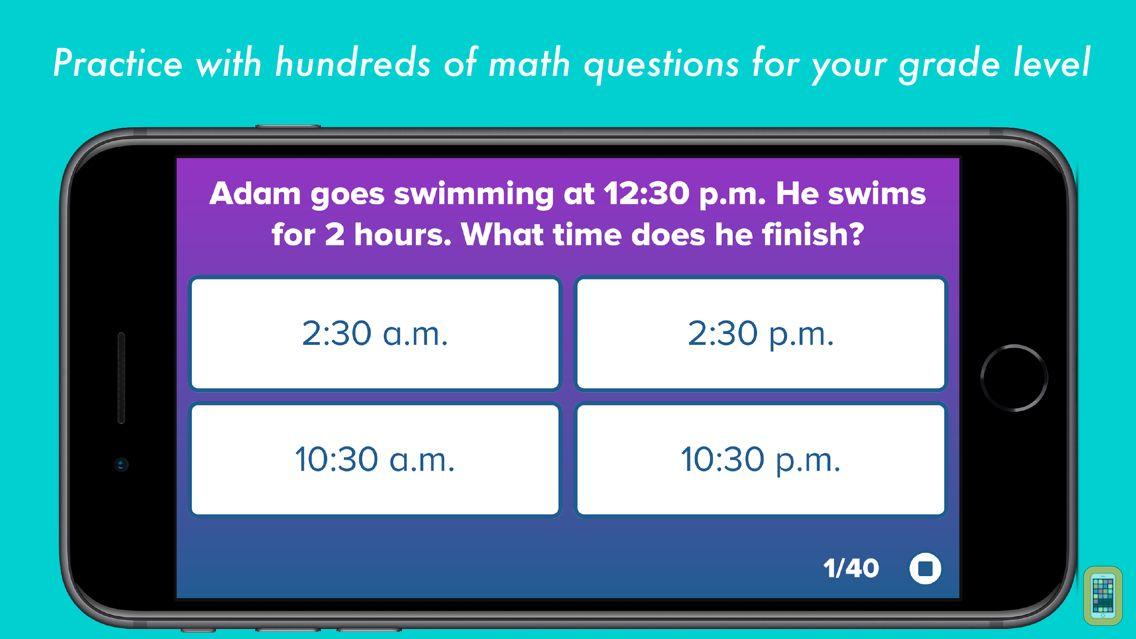 Screenshot - 3rd Grade Math Testing Prep
