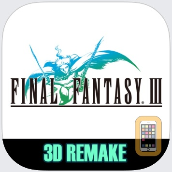 FINAL FANTASY III by SQUARE ENIX INC (iPhone)