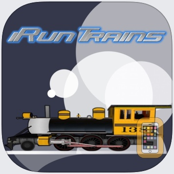 iRunTrains for iPhone by Onomaly LLC (iPhone)