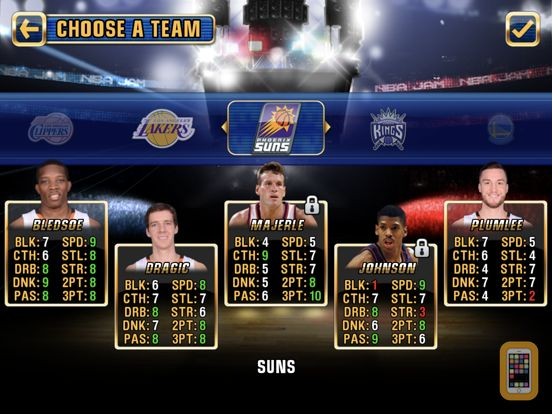 Screenshot - NBA JAM by EA SPORTS™ for iPad