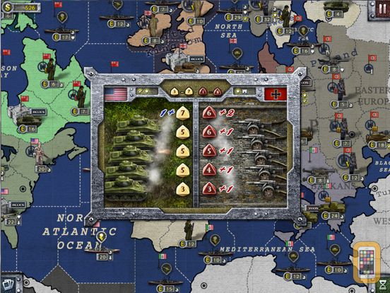 Screenshot - World Conqueror 1945 for iPad