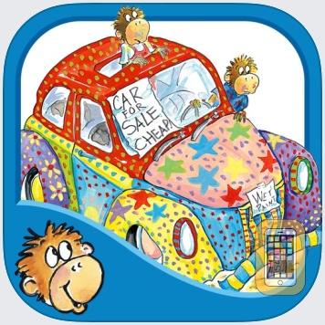Five Little Monkeys Wash the Car by Oceanhouse Media (Universal)