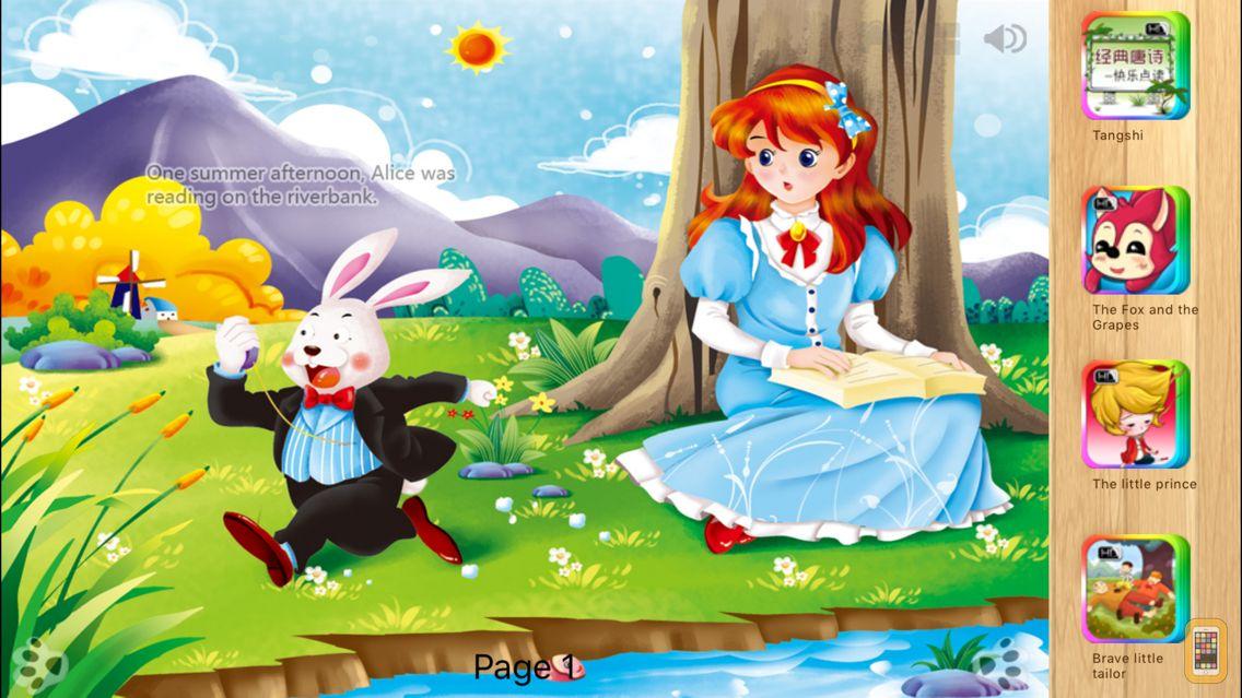 Screenshot - Alice in Wonderland - iBigToy