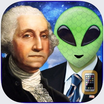 Presidents vs. Aliens® by Freecloud Design, Inc. (Universal)