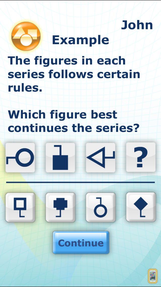 Screenshot - Dr. Reichel's IQ Test