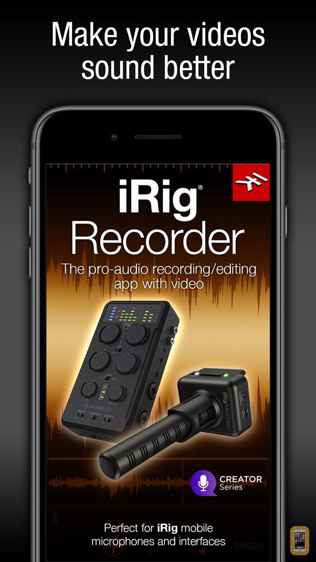 Screenshot - iRig Recorder