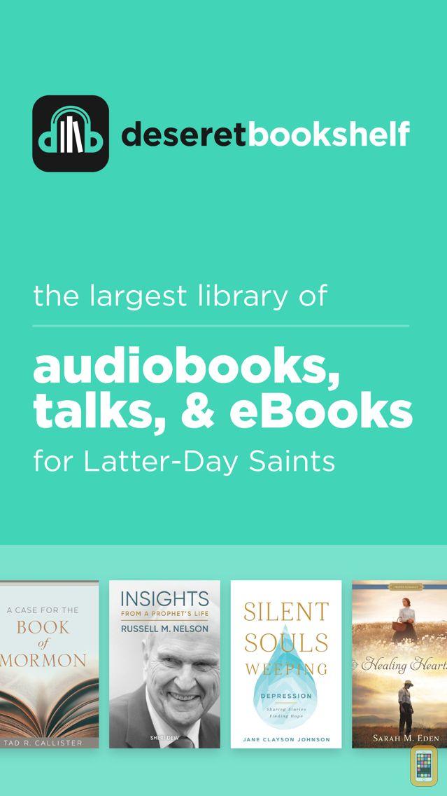 Screenshot - Deseret Bookshelf LDS Books