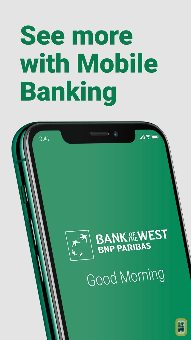 Screenshot - Bank of the West Mobile App