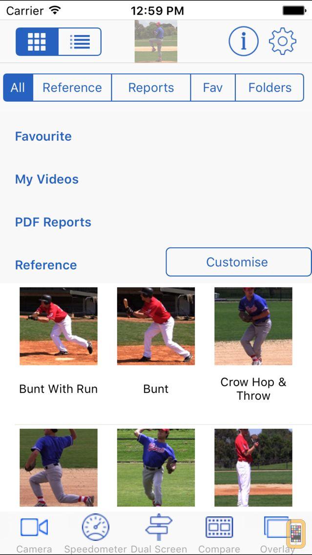 Screenshot - Baseball Coach Plus HD