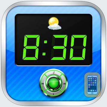Alarm Clock Xtrm Wake Pro Free - Weather + Music Player by Radin Alcira (Universal)