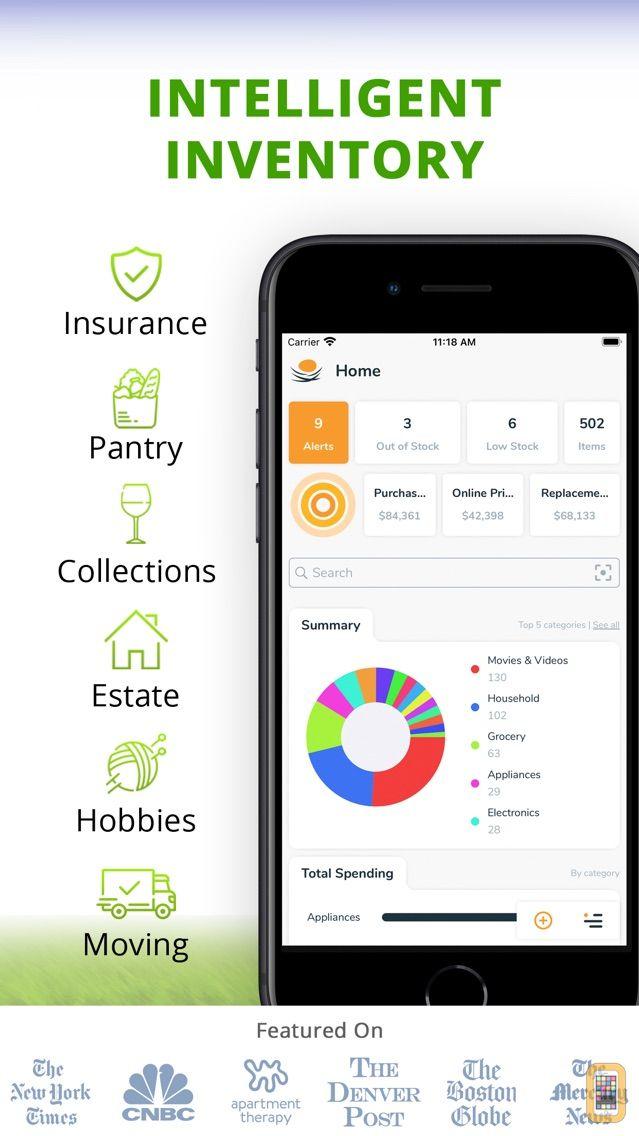 Screenshot - Nest Egg - Inventory
