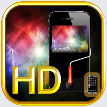 Wallpapers HD Gold for iPhone, iPod and iPad by StuckPixel, Inc. (Universal)