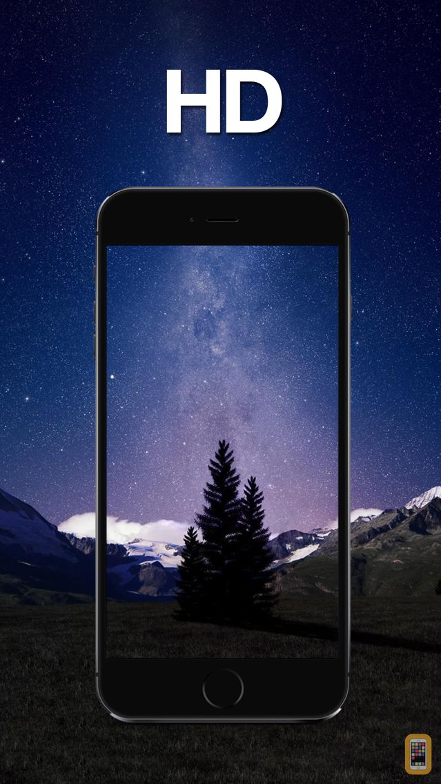 Screenshot - Wallpapers HD Gold for iPhone, iPod and iPad