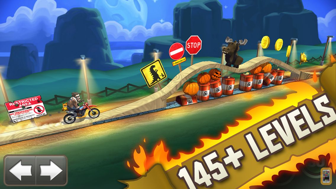 Screenshot - Bike Baron