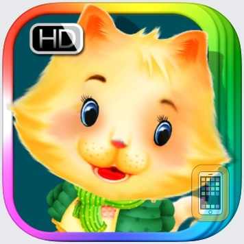 Cat and Mouse in Partnership Fairy Tale iBigToy by iBigToy inc. (Universal)