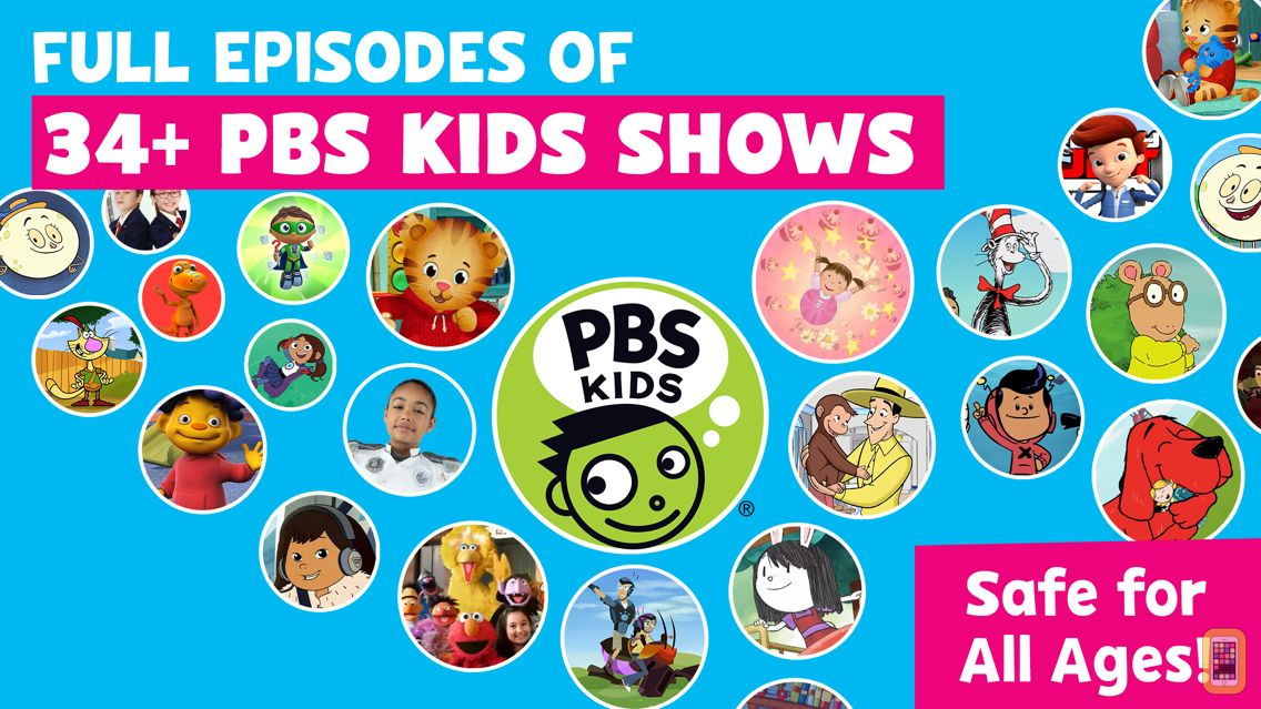 Screenshot - PBS KIDS Video