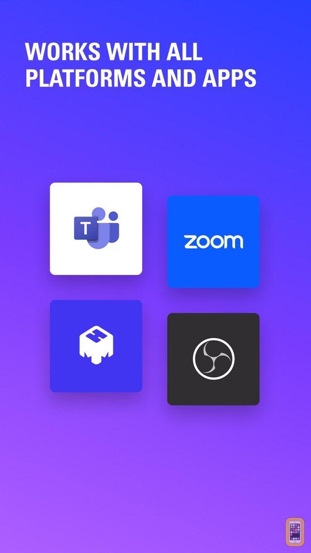 Screenshot - EpocCam Webcamera for Computer
