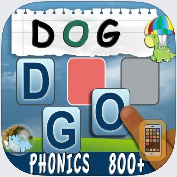 Build A Word - Easy Spelling with Phonics by @Reks (Universal)