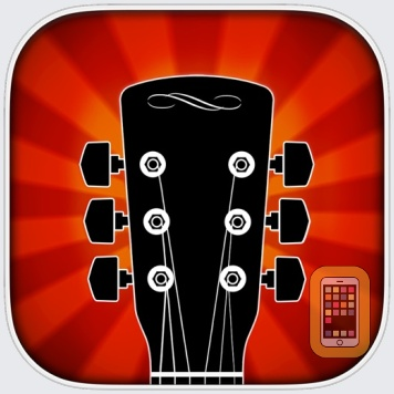Guitar Jam Tracks - Scale Trainer & Practice Buddy by Ninebuzz Software LLC (Universal)