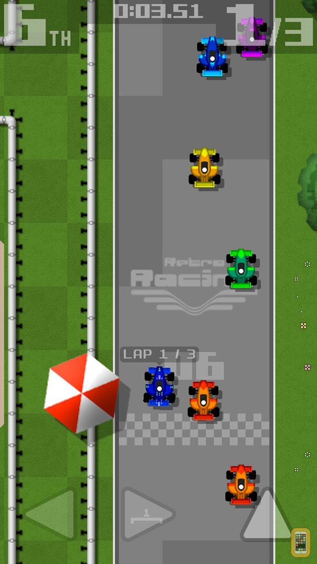 Screenshot - Retro Racing