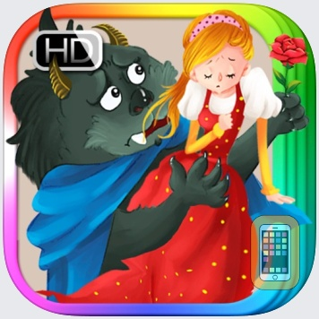 Beauty and the Beast - Bedtime Fairy Tale iBigToy by iBigToy inc. (Universal)