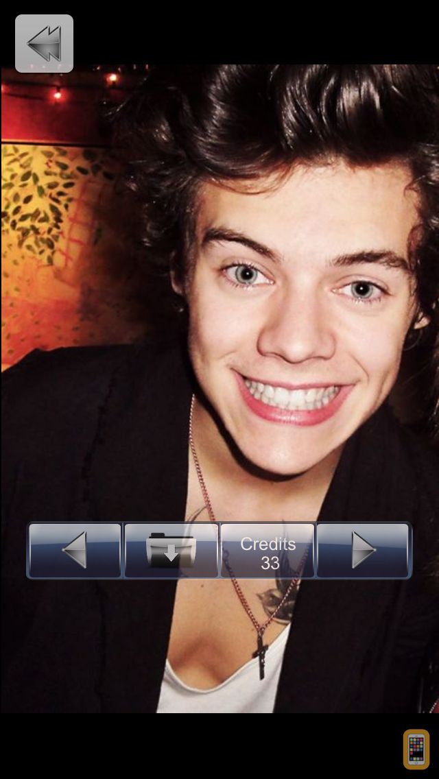 Screenshot - Wallpapers: Harry Styles Edition