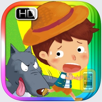 The Boy Who Cried Wolf - bedtime fairy tale iBigToy by iBigToy inc. (Universal)