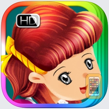 The Wizard of Oz - bedtime fairy tale Interactive Book by iBigToy by iBigToy inc. (Universal)