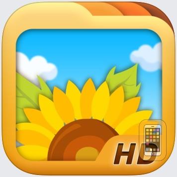 Secret Photo+Folder HD for iPad by Joaquin Grech (iPad)