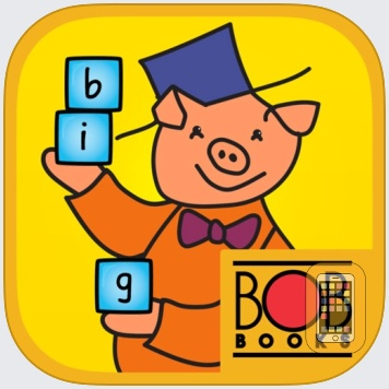 Bob Books #2 - Reading Magic HD by Bob Books Publications LLC (Universal)