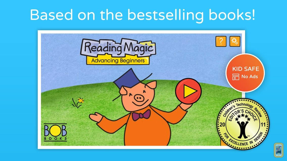 Screenshot - Bob Books #2 - Reading Magic HD