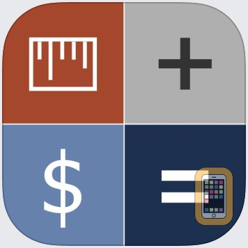 Calc Pro - The Top Mobile Calculator! by Panoramic Software Inc. (iPhone)