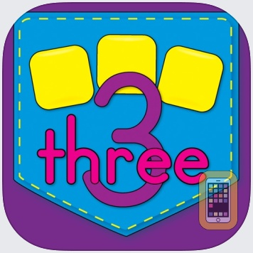 Numbers and Number Words Matching Game by Good Neighbor Press, Inc (iPad)