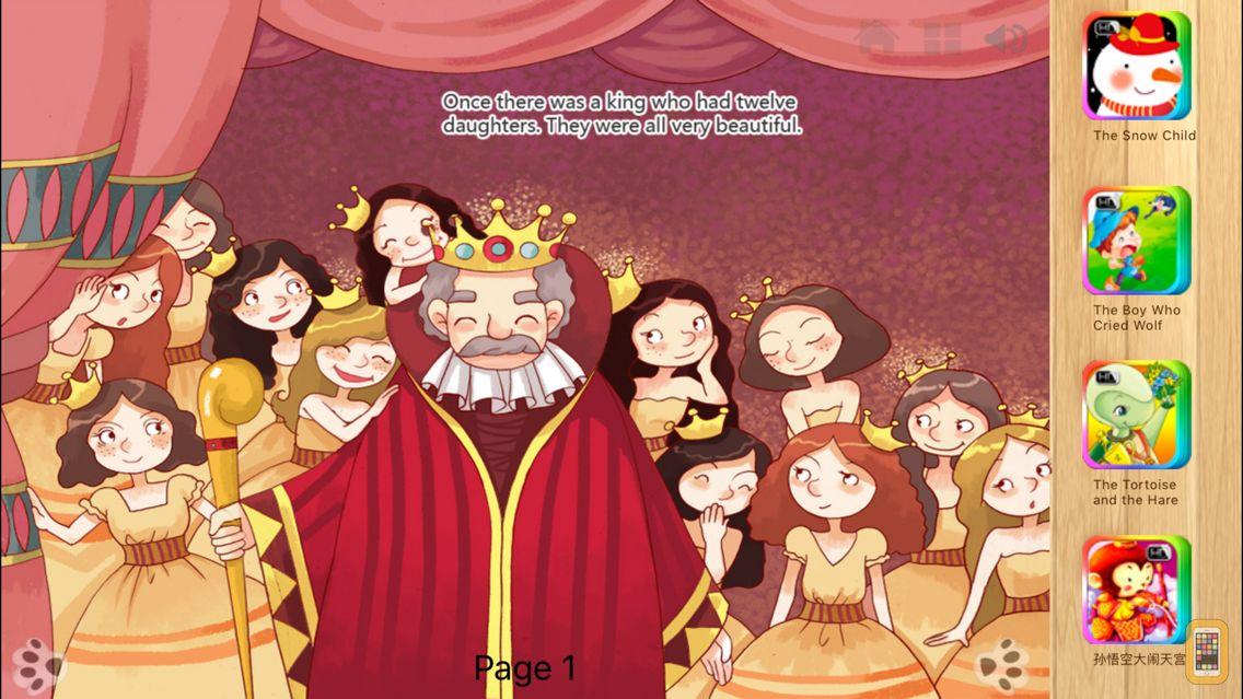 Screenshot - Twelve Dancing Princesses