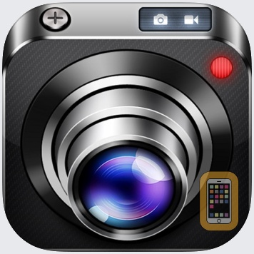 Top Camera - HDR, Slow Shutter by Lucky Clan (iPhone)