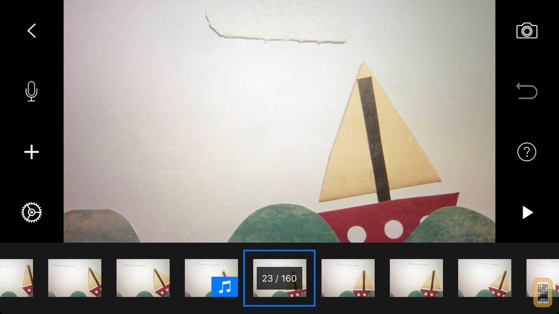 Screenshot - Stop Motion Studio