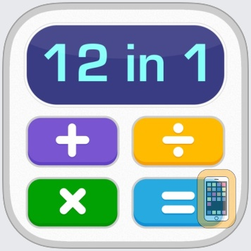 Calculator & Unit Converter by PPCLINK Software (iPad)