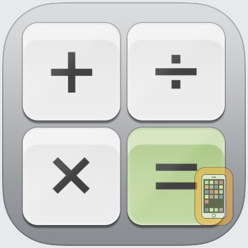 Calculator for iPad! by 7th Gear (Universal)