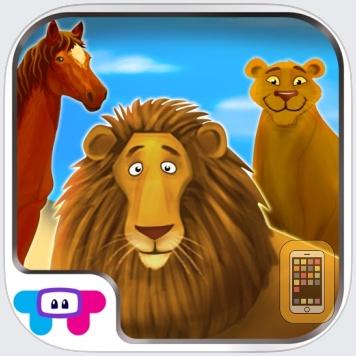 Zoo Animals Flash Cards for iPhone & iPad - App Info & Stats | iOSnoops
