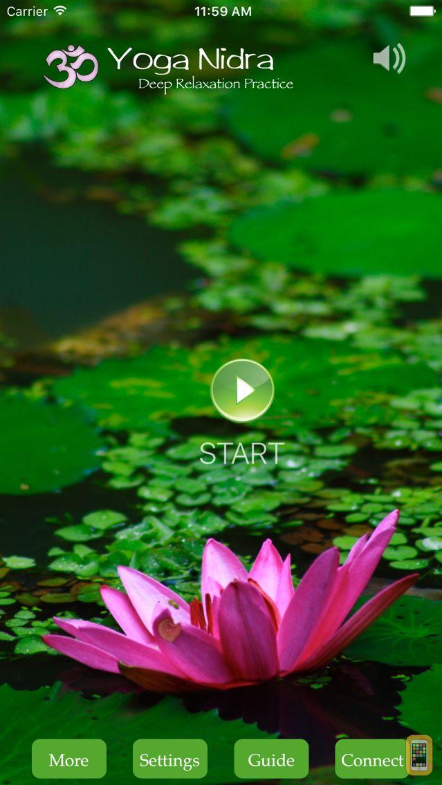 Screenshot - Deep Relaxation - Yoga Nidra