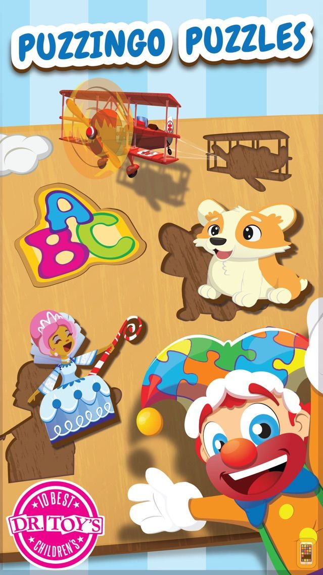 Screenshot - Puzzingo Toddler Kids Puzzles
