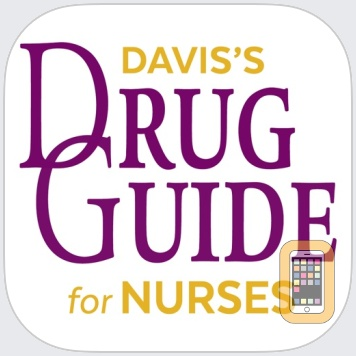 Davis's Drug Guide For Nurses by Atmosphere Apps, Inc. (Universal)