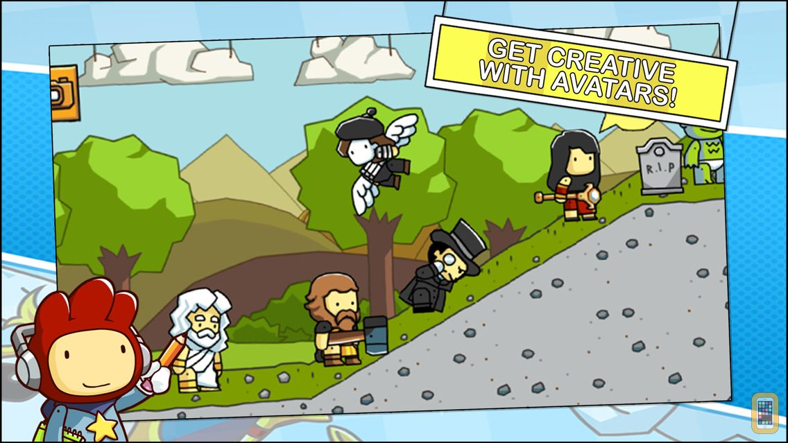 Screenshot - Scribblenauts Remix