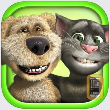 Talking Tom News for iPad by Outfit7 Limited (iPad)