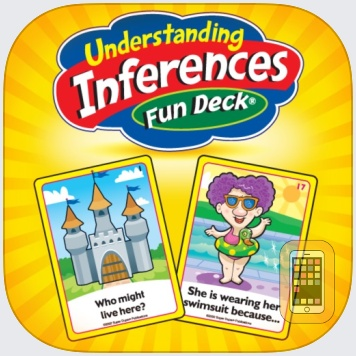 Understanding Inferences Fun Deck by Super Duper Publications (Universal)